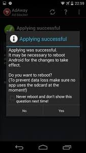 adfree android make your rooted android phone completely ad free