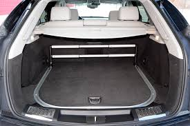 cadillac srx cargo space 2014 cadillac srx our review cars com