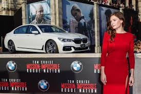 Bmw I8 Mission Impossible - new bmw 7 series featured in u201cmission impossible rogue nation