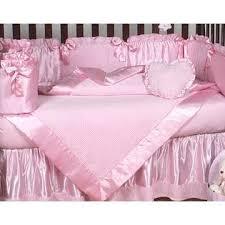 sweet jojo designs chenille pink collection 9pc crib bedding set