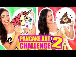 Challenge Reto Dibujos Que Se Comen Unicornio Hello Kk Pancake