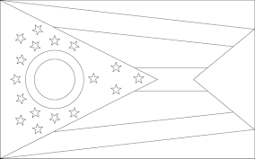 florida flag coloring page qlyview com