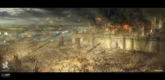 siege of the siege of damietta by vladmrk on deviantart