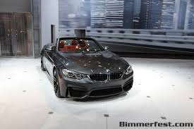 first impressions of the 2015 bmw m4 convertible in new york