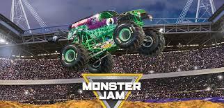 monster jam uk 2017