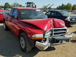 wrecked dodge dakota for sale wrecked 2000 dodge dakota for sale in oh columbus lot 36718256