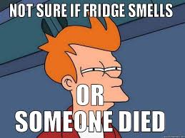 Fridge Meme - fridge smell quickmeme