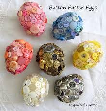 styrofoam easter eggs button easter eggs hometalk