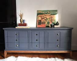 Vintage Bedroom Dresser Vintage Dressers Etsy
