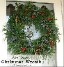 live christmas wreaths christmas ideas tour my front door wreath sweet pea