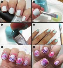top 60 easy nail art design tutorials for short nails 2017