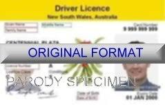 scannable fake ids and fake drivers license with holograms