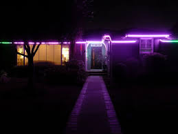 permanent digital led house lighting 6 steps with pictures