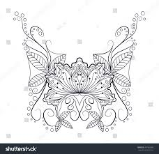 template coloring book pages coloring book stock vector 407665888