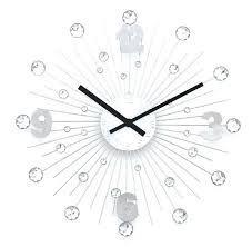 horloge de cuisine design montre de cuisine design horloge horloge murale pour salon ou