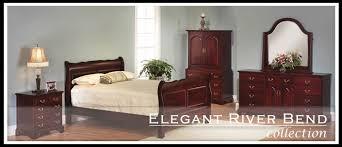 Elegant Bedroom Furniture by Solid Wood Bedroom Furniture Elegant River Bend Handcrafted