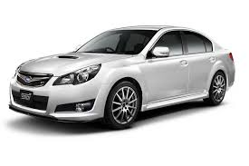 subaru releases jdm legacy touched by sti autoevolution