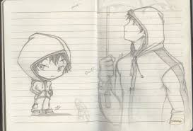 image gallery notebook sketches