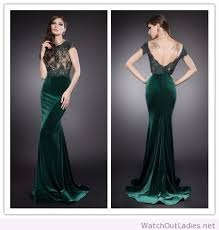 velvet green long dress u2013 watch out ladies