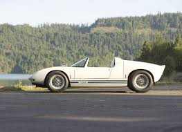 1965 ford gt40 roadster prototype sells for 6 3 million at rm