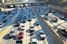 Traffic Map Los Angeles by The Worst Day And Time To Drive On Every Los Angeles Freeway