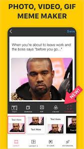 Meme Maker Iphone - meme maker make a dank caption on the app store