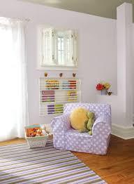 Purple Kids Room by Benjamin Moore Paint Colors Walls Slip Af 605 Trim Cotton Tail