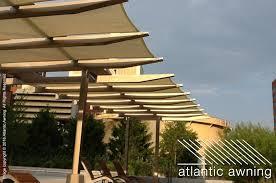Shade Awnings Commercial Shade Sails Atlantic Awning