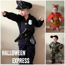 Police Halloween Costume Kids Halloweenexpress Halloween Costumes Kids Makobi Scribe