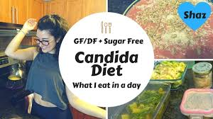 what i eat in a day non vegan candida diet youtube