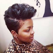 growing hair from pixie style to long style pixie haircut for black hair google search hair pinterest
