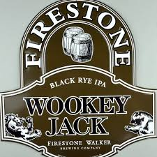 Liquor Signs by Wookey Jack Firestone Walker Brewery Metal Tacker Sign New