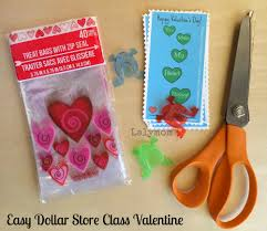 s day cards for classmates easy non candy diy s day card lalymom