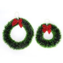 Decorating Windows With Wreaths For Christmas by Popular Christmas Wreaths Windows Buy Cheap Christmas Wreaths