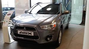 mitsubishi asx inside mitsubishi asx 2015 in depth review interior exterior youtube
