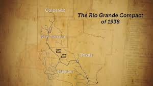 Map Of Rio Grande River Rio Grande Compact On Vimeo