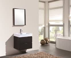 High Gloss Bathroom Vanity by 24