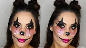 Halloween Makeup Clown Faces by Clown Makeup Halloween Look Fun U0026 Easy Beauty U0027s Big Sister