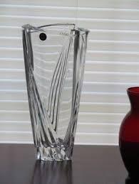 Rosenthal Glass Vase Walter Mutze