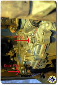 step by step fj cruiser transfer case oil change overland