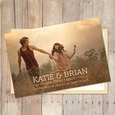 rustic save the dates wedding save the date save the date postcard save the date card