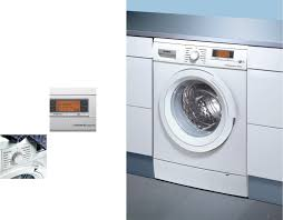 page 9 of siemens washer s16 79 user guide manualsonline com