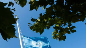 Why Are We Flying Flags At Half Mast Today United Nations Lowers Its Flag To Half Mast In Memory Of Staff
