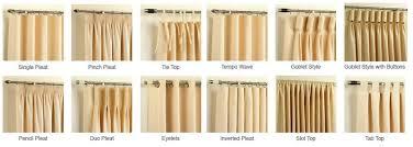 Curtains San Jose Drapery Panel Styles 6 Drapery Insights Window Coverings San Jose