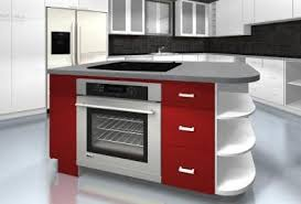 Red Ikea Kitchen - ikea kitchen islands your own cooking and baking center