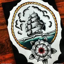ship tattoo design tattoo artists org