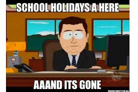 Back To School Meme - school holiday and back to school funny memes