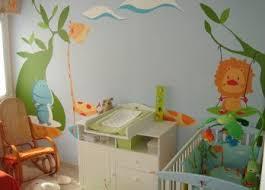 mur chambre fille chambre enfant deco meuble contemporain bois bibliotheque couleur