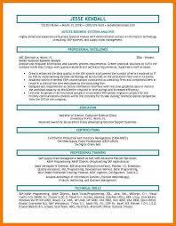 7 supply chain analyst resume mbta online
