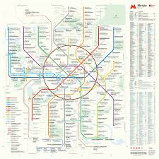 Tokyo Metro Map by Email Of The Week A New Map For The Moscow Metro U2014 Human Transit